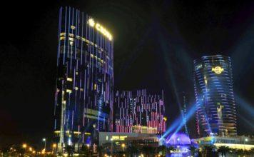Crown's City of Dreams in Macau