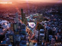 UNVEILED: New $2 Billion 'Brisbane Live' Entertainment Arena Precinct