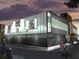 New Gym for Clem Jones Centre