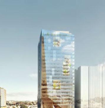 301 Wickham Street development