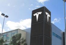 Tesla Showroom Fortitude Valley
