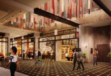 new TC Beirne urban arcade