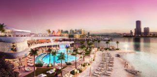 planned beach club