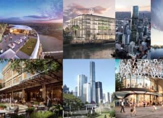 Brisbane development projects which are now underway