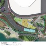 Plan of Waterline Park