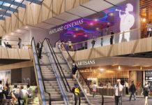 Artist's impression of proposed Watland Plaza