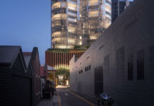 Artist's impression of Aria's proposed 15 Manning Street development in South Brisbane