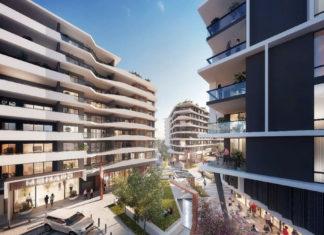 Artist's impression of 35 Woolworths Street, Everton Park development