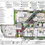 Proposed master plan of the Everton Park urban village development