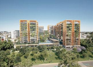 Artist's impression of 117 Victoria Street development in West End