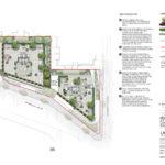 Proposed rooftop floor plan