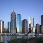 Artist's impression of 360 Queen Street in Brisbane's skyline