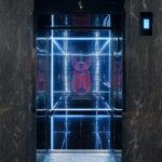 W Hotel Brisbane Guestroom Lift