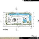 Level 4 recreation deck plan of CLASS Broadbeach