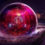 Artist's impression of Populous designed MSG Sphere in Las Vegas. Source: Populous.com