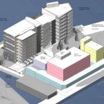 Future redevelopment diagram