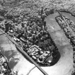 Richard Kirk Architect designed Kangaroo Point bridge concept