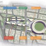 Gabba masterplan concept plan