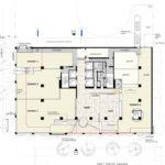 Proposed ground floor retail plan