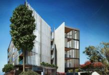 Artist's impression of proposed development at 8-10 Amersham Street, West End