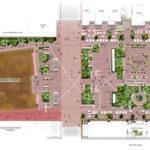 Proposed Fish Lane masterplan