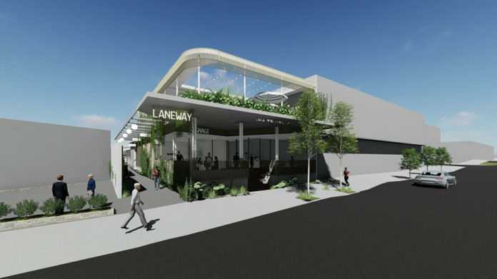 Artist's impression of 142 Oxford St, Bulimba
