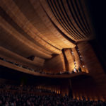 Artist's impression of the auditorium of the new Queensland performing arts complex