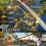 Lat 27's Victoria Park Vision idea called 'Barrambin'