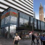Artist's impression of 89 Adelaide Street facade refurbishment - PDOnline