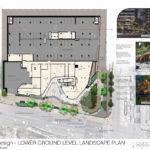 Lower ground plans