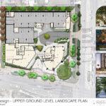 Upper ground plan