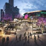 Artist's impression of Brisbane Live arena