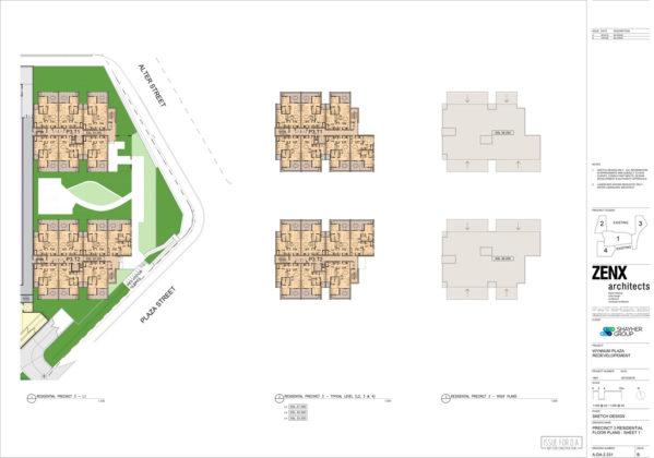 Residential precinct 3
