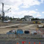 Construction of Woolloongabba Precinct