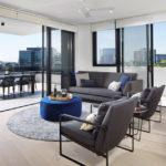 Display apartment at Omega Apartments