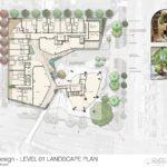 Level 1 landscape plan