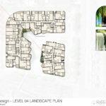 Level 4 landscape plan