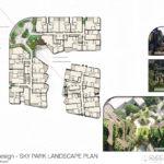 skypark landscape plan