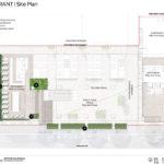 Proposed restaurant level of 205 North Quay