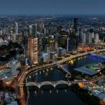 Architectural rendering of 205 North Quay, Brisbane CBD