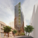 Architectural rendering of proposed 133 Mary Street