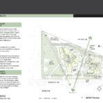 Site landscaping plan
