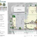 Ground floor landscape plan