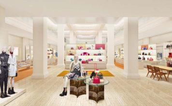 Ground Floor Render (Source: Developmenti Brisbane, Louis Vuitton, 2021)
