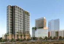 Architectural rendering of Buranda TOD