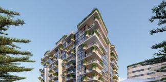 Architectural rendering of Esprit
