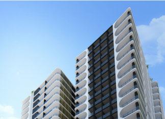 Architectural rendering of 26 Balaclava Street, Woolloongabba